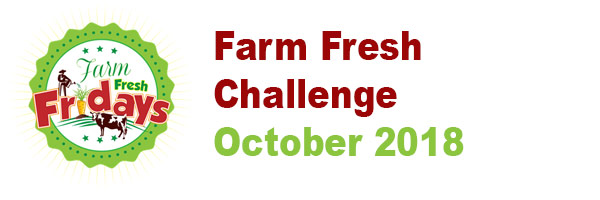 Farm Fresh Challenge October 2018