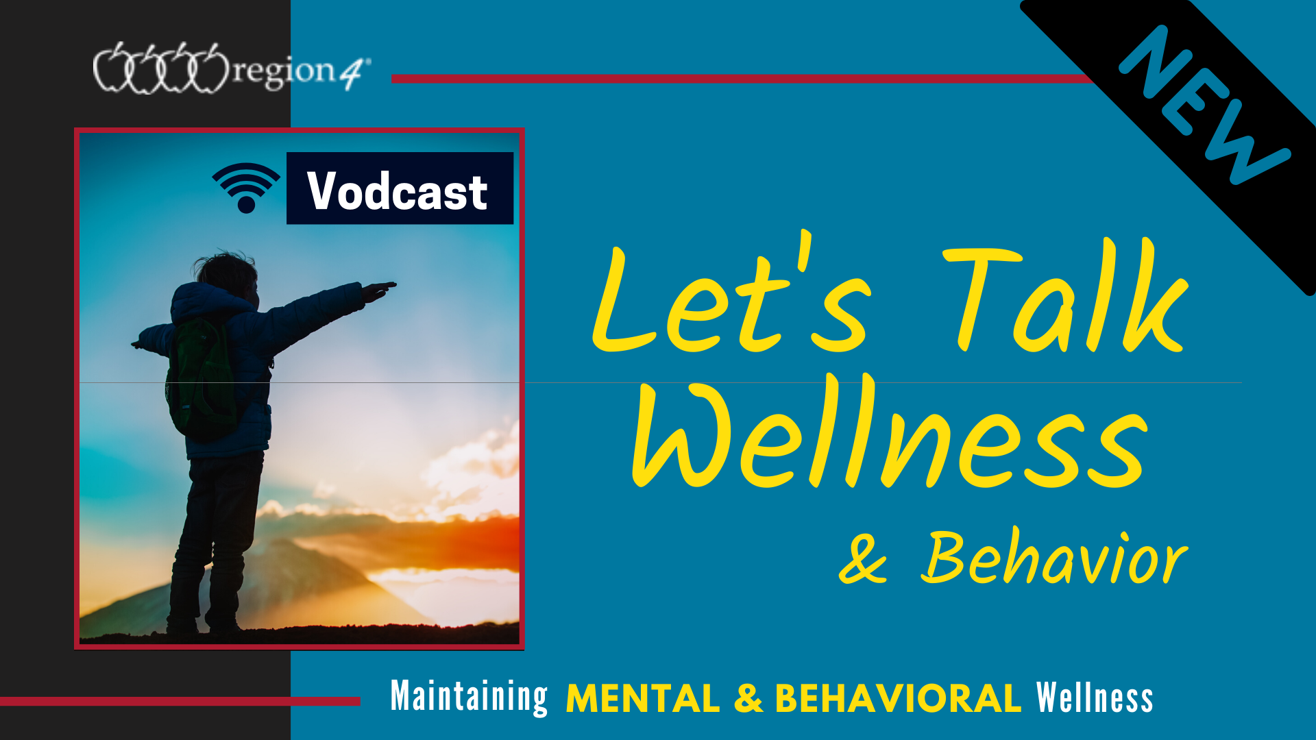Check out our Let's Talk Wellness and Behavior Vodcast