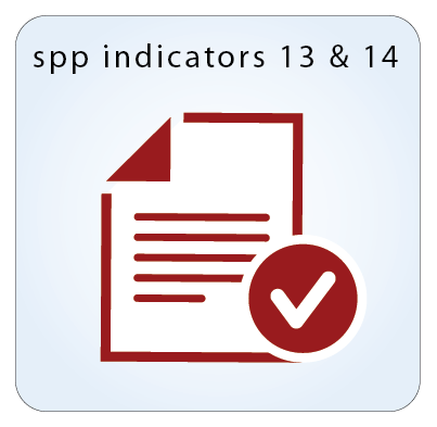 Region4 - SPP Indicators 13 and 14