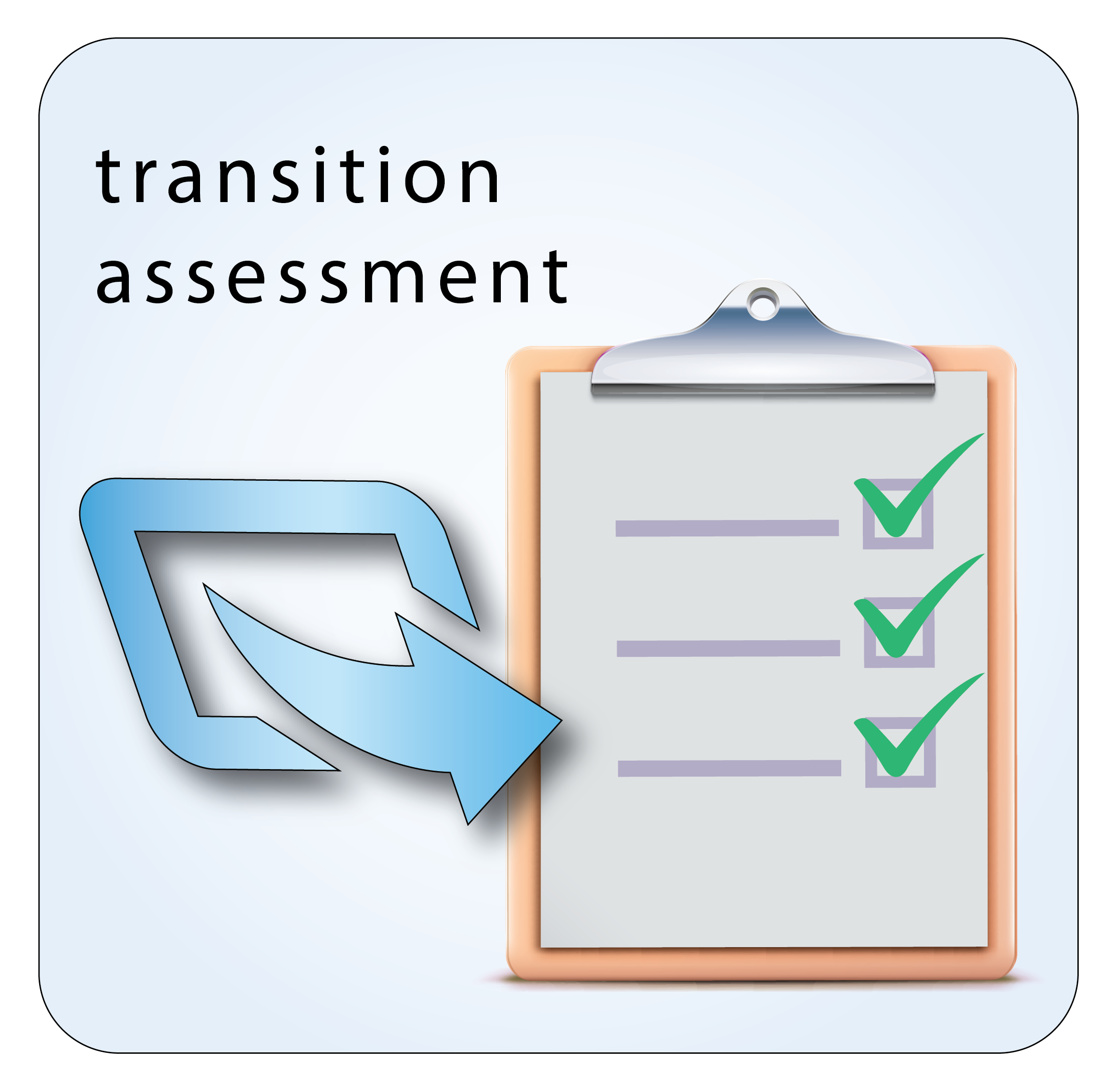 Region4 - Transition Assessment