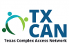 Texas Complex Access Network Logo