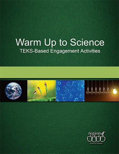 Cover of Warm Up to Science book