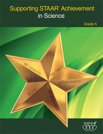 Supporting STAAR Achievement in Science - Cover